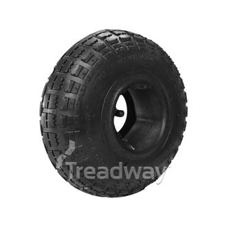 Tyre 410/350-4 2ply Industrial W106