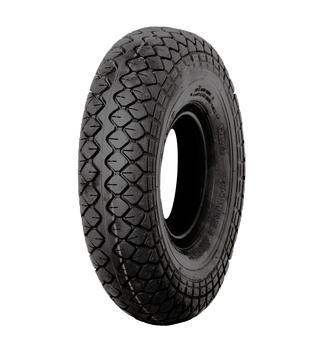 Tyre 400-5 4ply Univ W106 C154 Black Non Marking