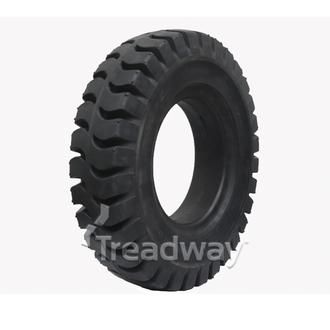 Tyre 400-8 Solid Rubber Industrial Tyre W102