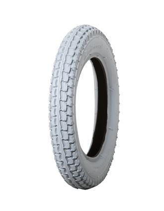 Tyre 12½x2¼ Black PU R102 Solid