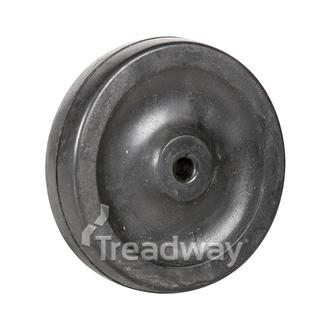Wheel 100mm Nylon 8.3mm Bore Solid