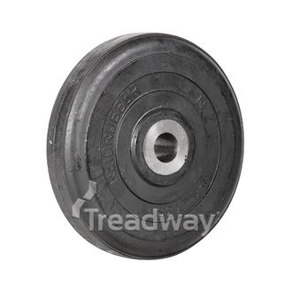 Wheel 150mm Cast 19.0mm Bore Solid 150kg