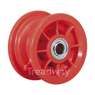 "Rim 2.16-4 Plastic Red ¾"" FB"
