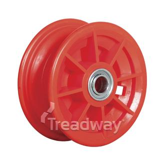 "Rim 2.00-5 Plastic Red ¾"" FB"