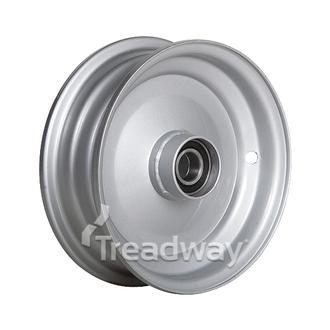 Rim 2.50-8 Steel Silver 25mm BB