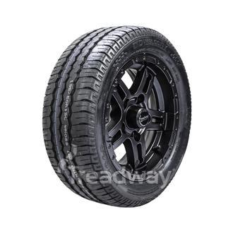 "Wheel 13x5"" Alloy Classic Blk Satin 5x4.5"" PCD Rim 195/50R13C 8ply Tyre W169 Vel"