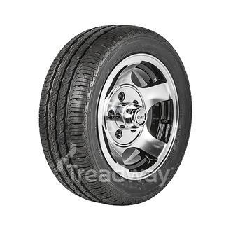 "Wheel 13x5.5"" Alloy Starmax Black 5x4.5"" PCD Rim 195/50R13C 8ply Tyre W169 Veloc"