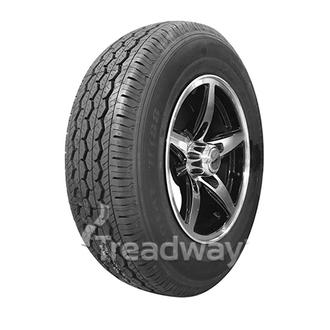 "Wheel 14x5.5'' Alloy Blade Slvr/Black 5x4.5"" PCD Rim 185R14C 8ply W312 Westlake"