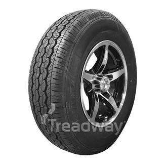 Wheel 14x5.5'' Alloy Blade Slvr/Black 5x4.5'' PCD Rim 195R14C 8ply W312 Westlake