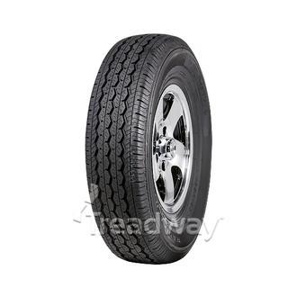"Wheel 14x6"" Alloy Twist Black 5x4.5"" PCD Rim 195R14C 8ply Tyre W312 Wesklake"
