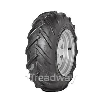 "Wheel 12x7"" Galv Spoke 4x4"" PCD -10ET Rim 23x850-12 4ply Tractor Tyre W124"