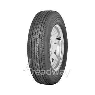"Wheel 13x5"" Galv Spoke 5x4.5"" PCD (0 OS) Rim 155/80R13 Tyre W187 79T"