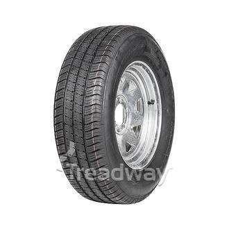 """Wheel 15x6"""" Galv Spoke 5x4.5"""" PCD Rim 225/70R15C 8ply Tyre W185"""