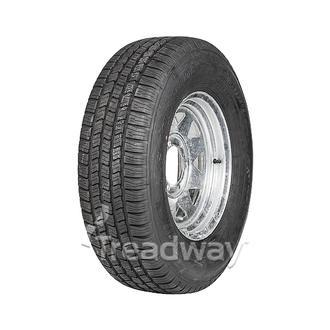 """Wheel 15x6"""" Galv 6x5.5"""" PCD Rim 235/75R15C 6ply Tyre W198"""