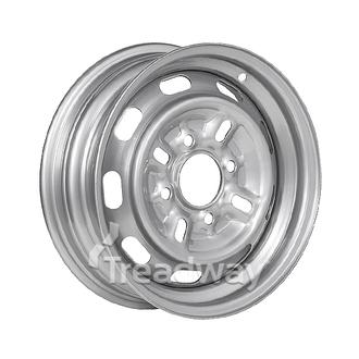 "Rim 13x4.5"" Silver Spoke 4x4.25"" PCD +30mm ET"