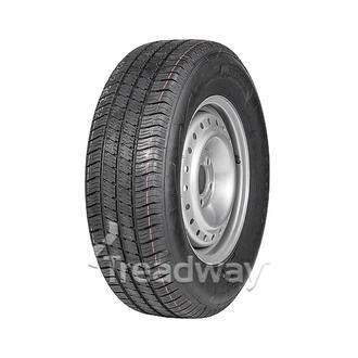 "Wheel 15x6"" Silver +35 offset 5x4.5"" PCD Rim 225/70R15C 8ply Tyre W185"