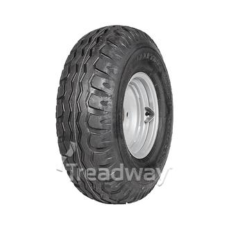 "Wheel 7.00-12"" Silver 5x140 PCD Rim 10.0/80-12 10ply Tyre AW153 LANDMAX"