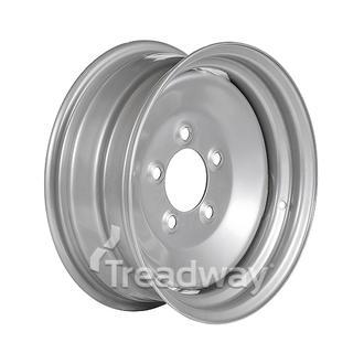 Rim 6.00-15 Silver 5x140mm PCD 94mm CB
