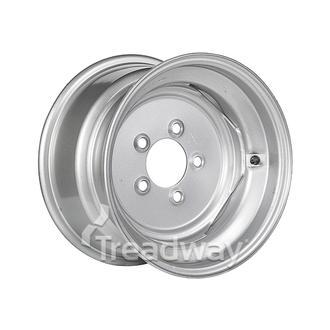 Rim 9.00-15.3 Silver 5x140mm PCD 94mm CB