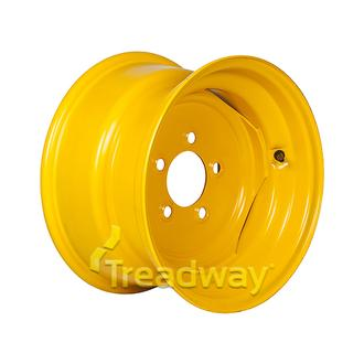 Rim 9.00-15.3 Yellow 5x140mm PCD 94mm PCD