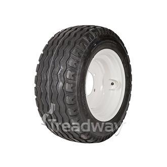 "Wheel 11.00-16"" Silver 6x205mm PCD Rim 13/55-16 12ply (340)AW Tyre W154 140A8"