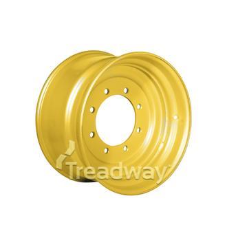 Rim 11.75-22.5 Yellow 8x275mm PCD 221CB