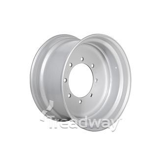 Rim 16.00-17 Silver 8x275mm PCD 221mm CB