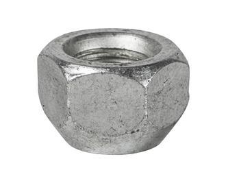 """Wheel Nut 7/16"""" Zinc"""