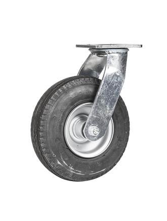 Castor Swivel Yoke assy 93620 280/250-4 4ply Sawtooth W105 Wheel
