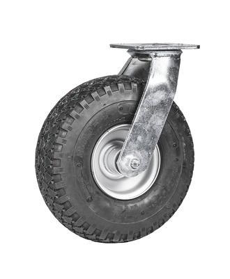 Castor Swivel Yoke assy 93640 300-4 4ply Diamond W108 Wheel