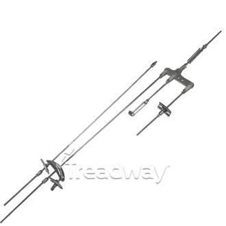 Brake Cable Tridem Balance Assy for 3.5T Knott Tri Axle Kit 6B490