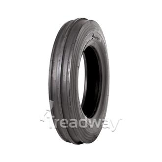 Tyre 750-16 8ply Front Tractor 3Rib W120 Deestone