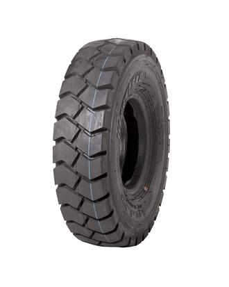 Tyre Set 650-10 10ply Forklift W204 Deestone D301