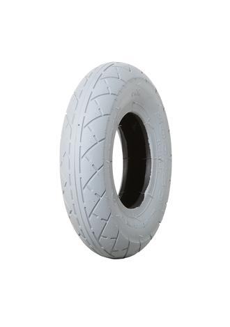 Tyre 200x50 4ply Grey Wheelchair W2614