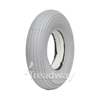 Tyre 200x50 Grey Solid PU Fill Solid W2802 C179