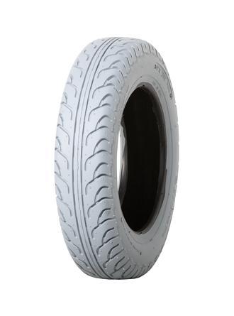 Tyre 410/350-5 4ply Grey W2804