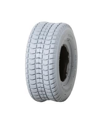 Tyre 9x350-4 4ply Grey W2892