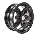 Rim 14x5.5'' Alloy Blade Satin Black 5x4.5 PCD