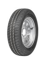 "Wheel 12x4"" Galv Spoke 4x4"" PCD Rim 145/70R12 69H Tyre W187 Vel"