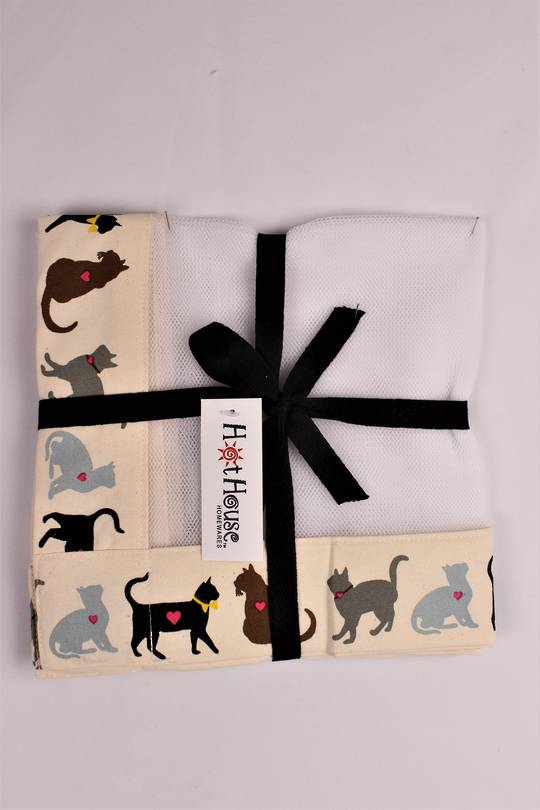 Luv cats food cover. Code: FC-LUV CAT
