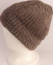 Headstart pull-on chenille beanie fully lined mocha Style : HS/4559