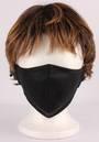 Face Masks black - linen & cotton fabric. Code: HS/MASK/BLK. Delivery mid October 2021