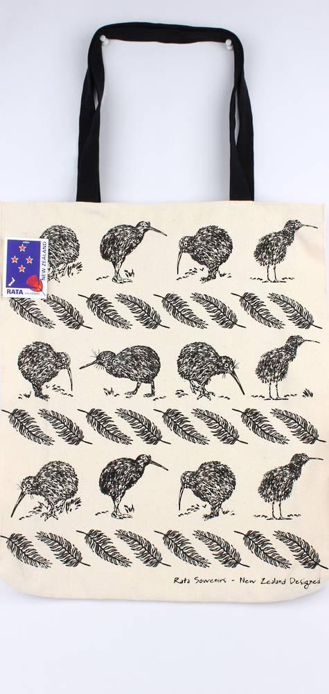 Tote bag NZ kiwi natural Code: S772/NZ KIWI