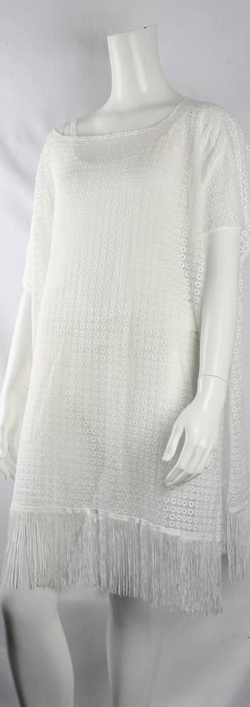 Alice&Lily white lace caftan ivory Style: AL/CAF4309IVRY