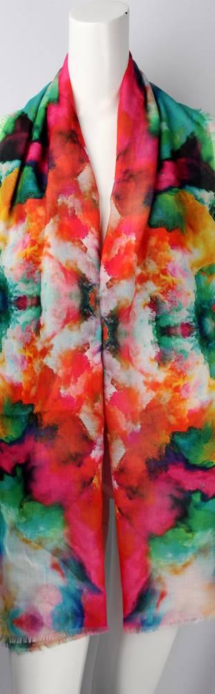 Alice & Lily printed scarf  Style: SC/4450/Ltd. Ed.