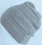 Headstart pull-on knit beanie blue Style : HS/4557
