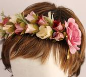 Fashion floral headband  Style: HS/4674