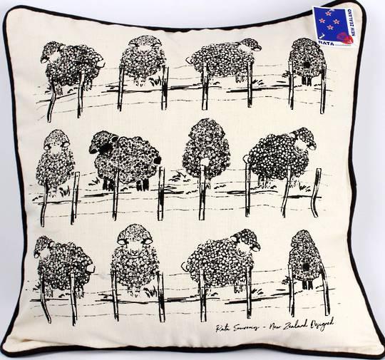 Cushion Cover NZ sheep Code: S600/NZSH