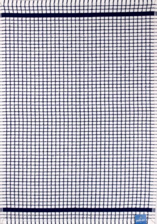 Samuel Lamont poli dry blue  tea towel Code:T/T-706/BL