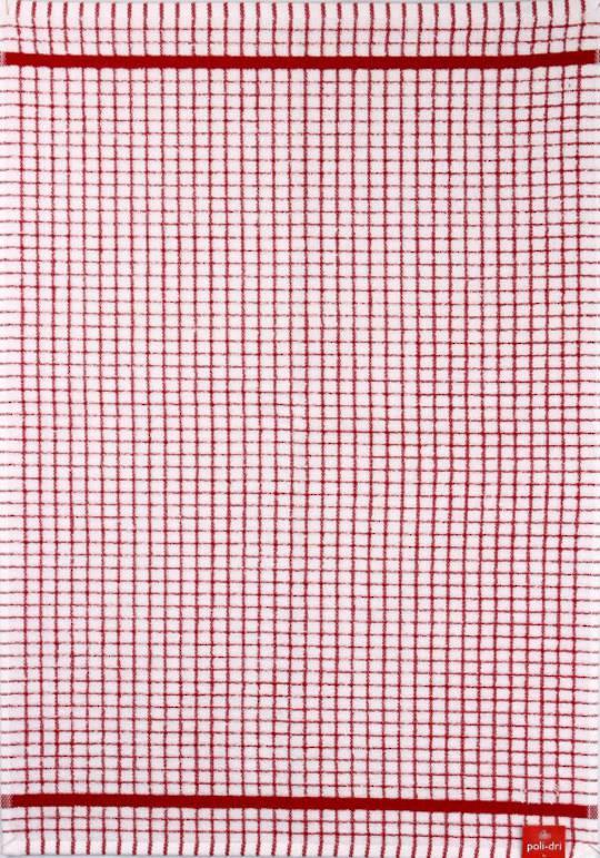 Samuel Lamont poli dry red  tea towel Code:TT-706/RE